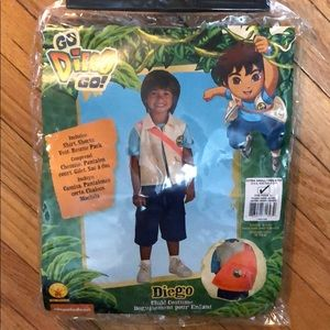 Diego Toddler Costume